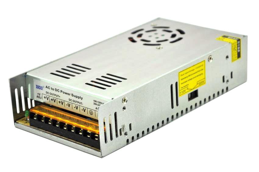 Xincol Smps Ac 110v 220v To Dc24v 15a 360w Transformer Led