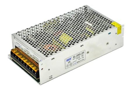 XINCOL SMPS AC 110V 220V to DC24V 10A 240W Transformer LED Strip ...