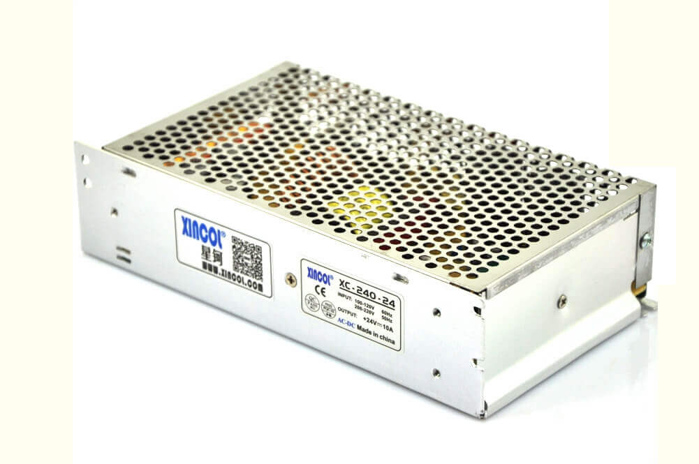 24V 10A 240W Switching Power Supply for LED Strip light