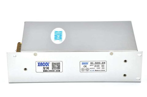 AC to DC Converter 24V 500W