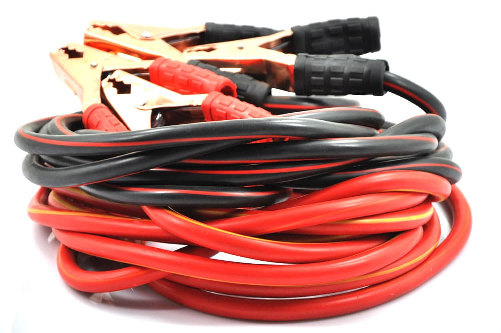 Car Jumper Cables : Xincol ivivo customizable heavy duty a copper
