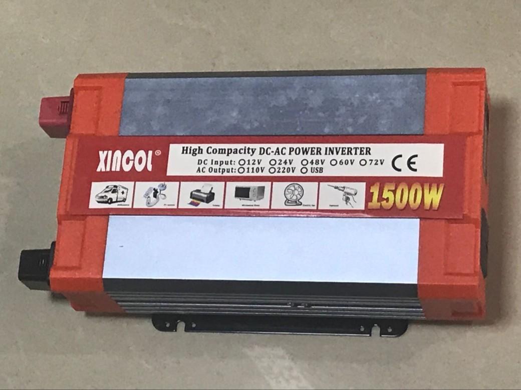 XINCOL X890-1500 New Design 1500 Watt Pure Sine Wave Power Inverter