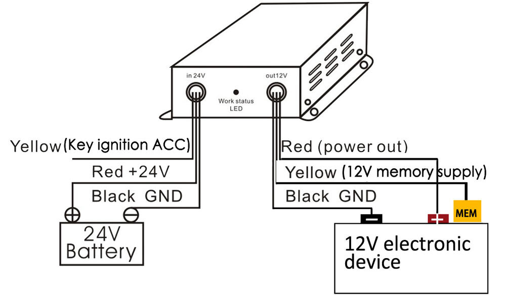 xincol-dc24v-dc12v-converter-wiring