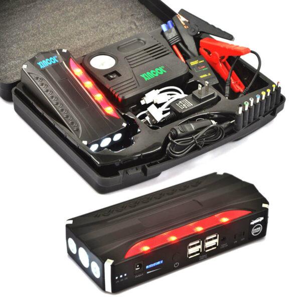 Xincol-X9-car-battery-jump-starter-orange
