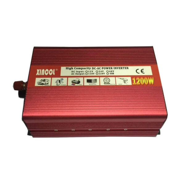 Xincol-high-capacity-power-inverter-1200w